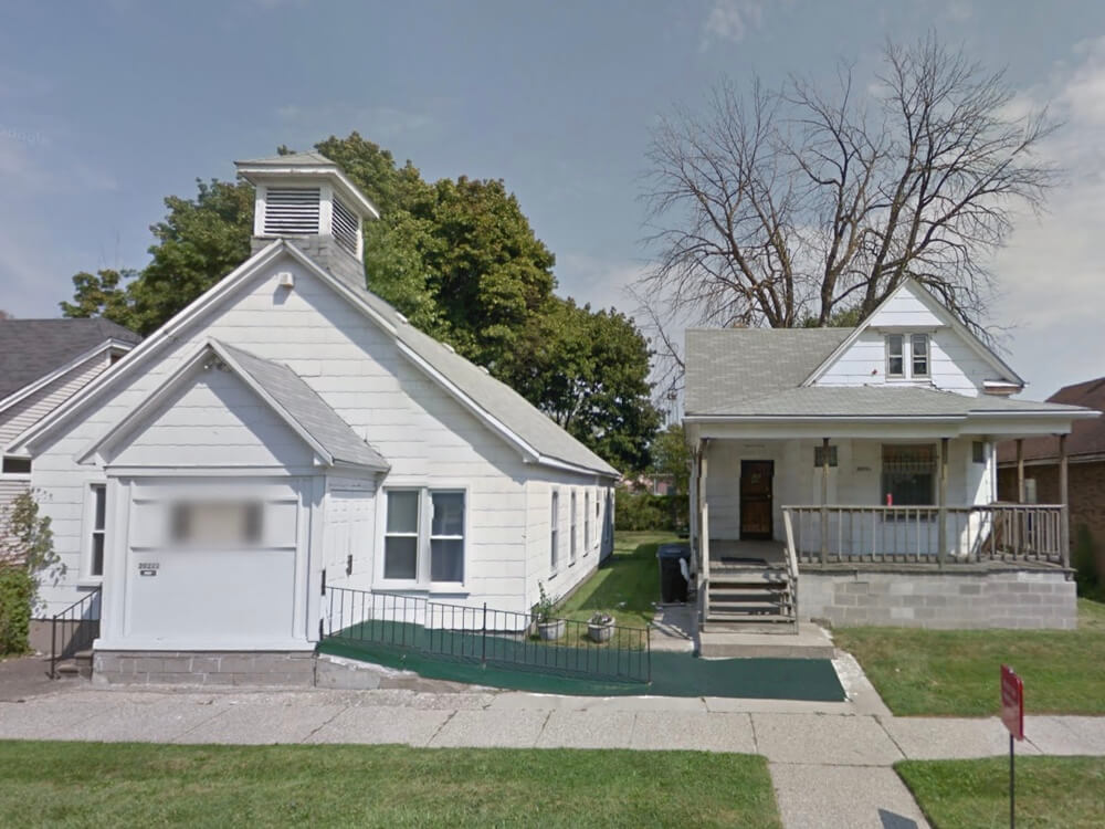 Universal Christ Center Church - 20216 Albany, Detroit, Michigan 48234 | Real Estate Professional Services