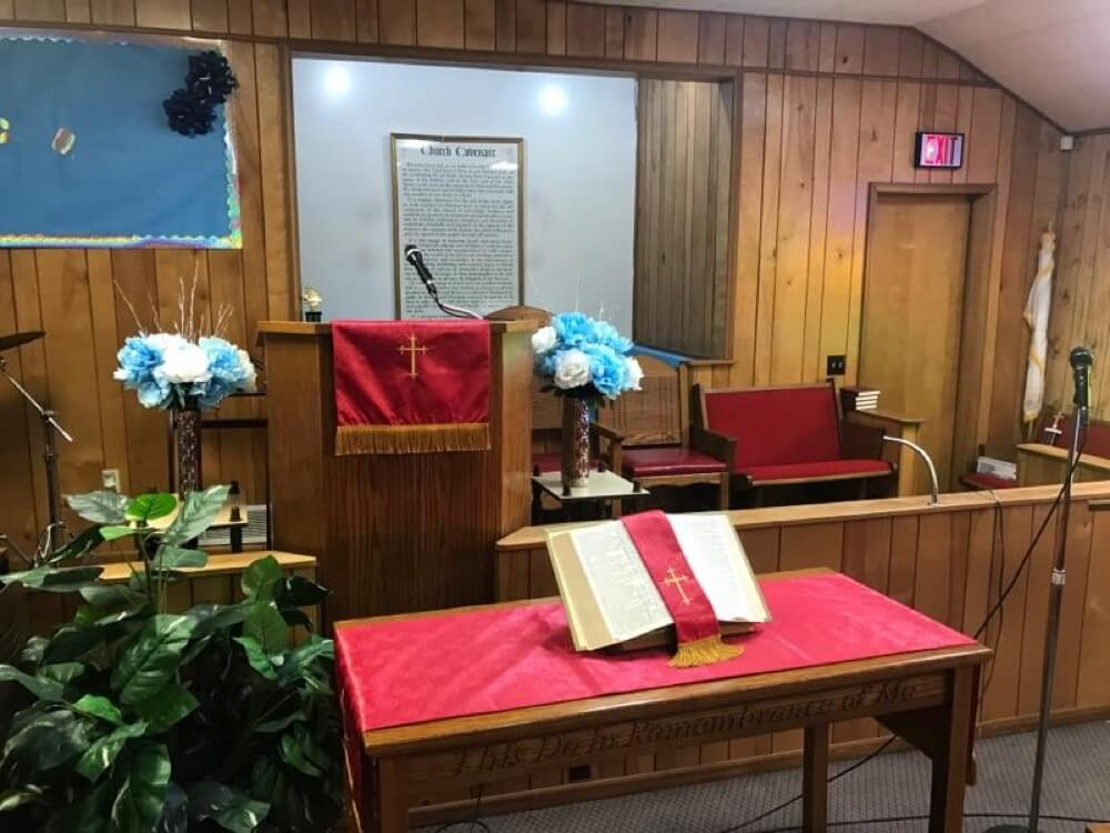 Mt Nebo Baptist Church | Real Estate Professional Services