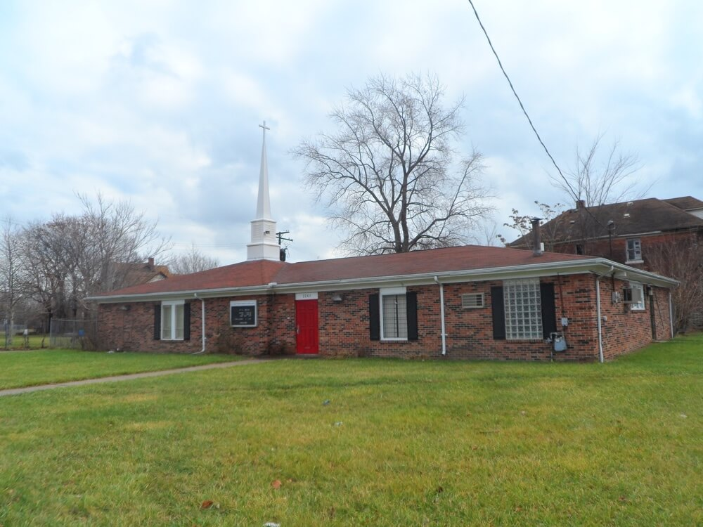 3,500 Sq Ft Church | Real Estate Professional Services