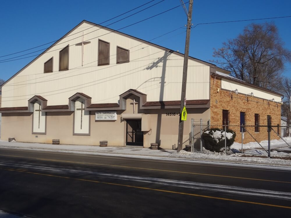 Great Multi-use 4,680 Square Foot Building - 14516 W Chicago, Detroit, Michigan 48228 | Real Estate Professional Services