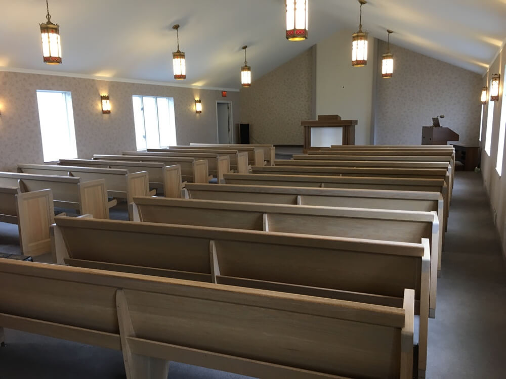 4,600 Square Foot Church Building | Real Estate Professional Services