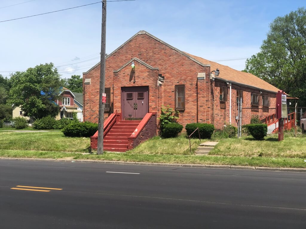 Gregg Memorial AME Church - 10120 Plymouth Rd, Detroit, Michigan 48204 | Real Estate Professional Services