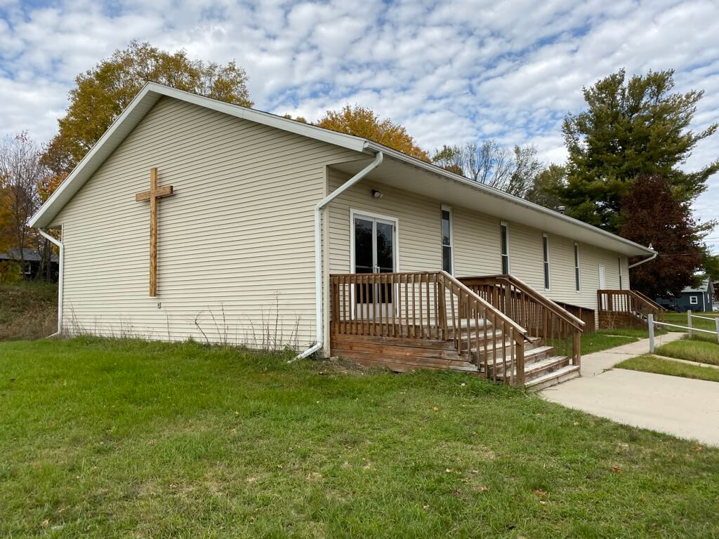 Harvest Assembly of God - 602 W. Upton St, Reed City, Michigan 49667 | Real Estate Professional Services
