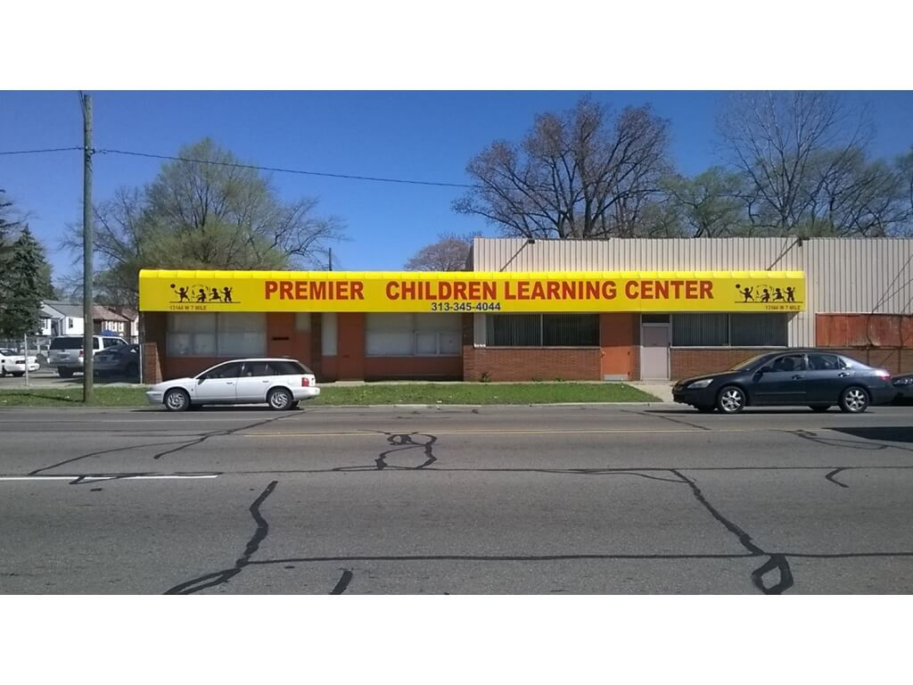 Operating Day Care Center - 13144-13158 W. Seven Mile Rd, Detroit, Michigan 48221 | Real Estate Professional Services