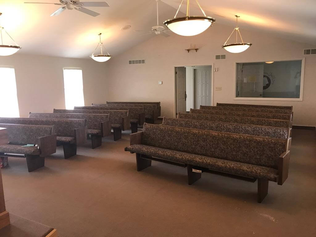 Former New Apostolic Church of Vicksburg | Real Estate Professional Services