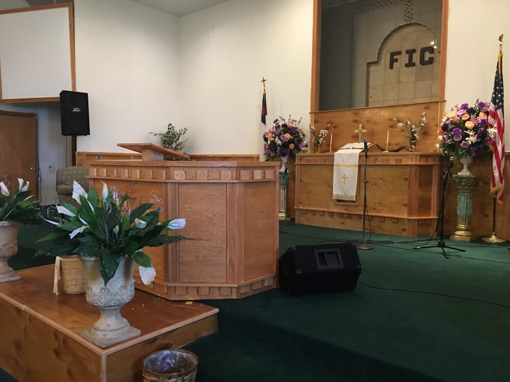 Fellowship Institutional Church | Real Estate Professional Services