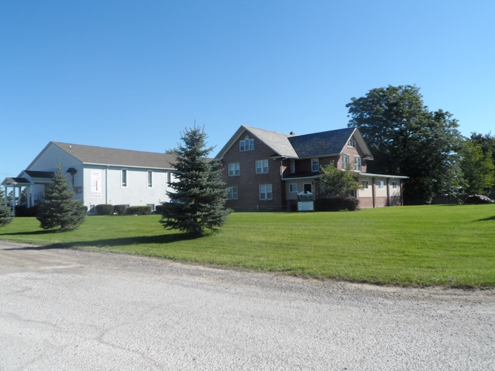 Former St Joseph Catholic Church/School | Real Estate Professional Services