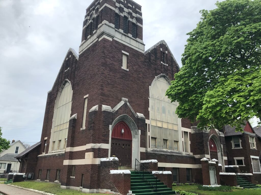 Allen Temple AME - 4101 Helen St, Detroit, Michigan 48207 | Real Estate Professional Services