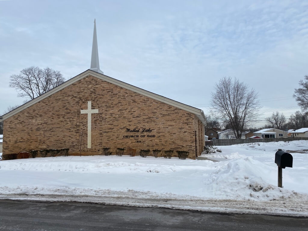 Church of God - 876 Armenia Dr, Wolverine Lake Vlg, Michigan 48390 | Real Estate Professional Services