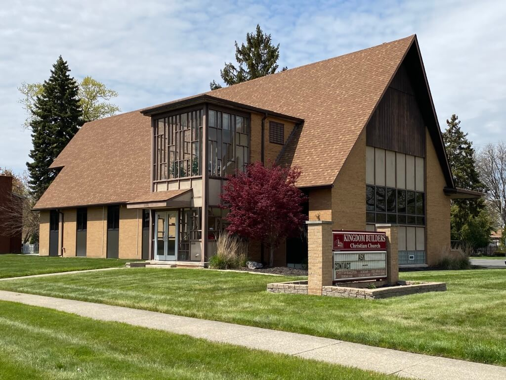Kingdom Builders Christian Church - 23310 Joy Rd, Redford Twp, Michigan 48239 | Real Estate Professional Services