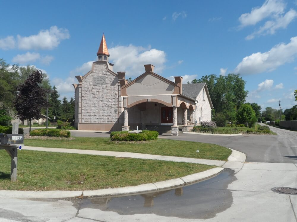 Mt Zion Romanian Church | Real Estate Professional Services