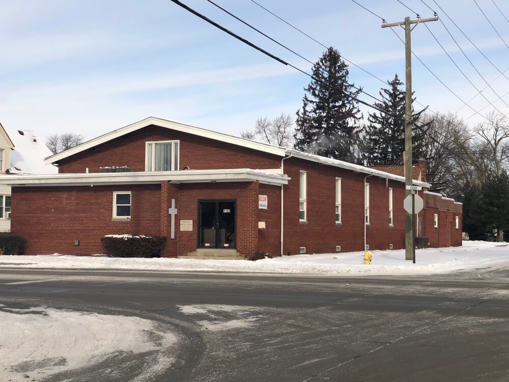 Mt Nebo Baptist Church - 1102 Oak St, Wyandotte, Michigan 48192 | Real Estate Professional Services