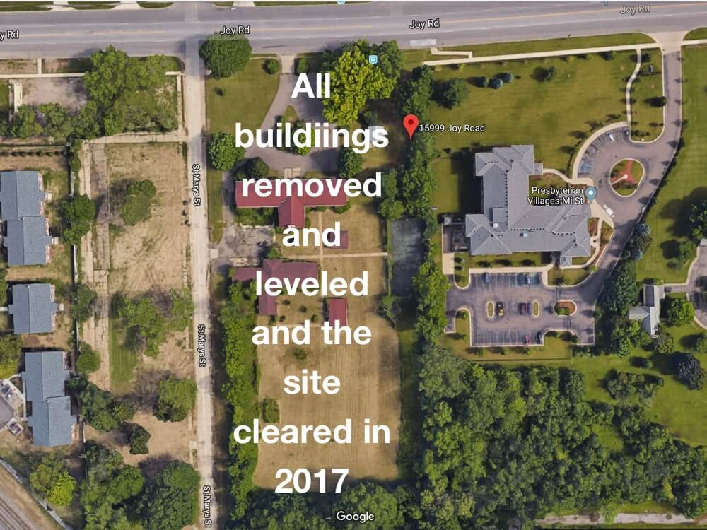 Vacant Land - 15999 Joy Rd, Detroit, Michigan 48229 | Real Estate Professional Services